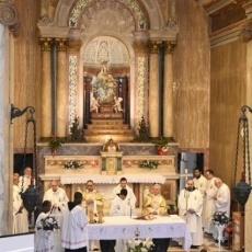 Carmelites celebrate Our Lady of Mount Carmel in Haifa