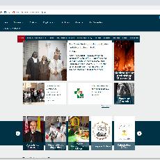 جمعية فرسان القبر المقدس في هولندا تدعم مشاريع التعليم والبنية التحتية منذ عامَين