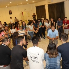 الأردن: الأمانة العامة للشبيبة المسيحية تنظم مخيمًا تدريبيًا لمسؤولي الشبيبات