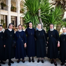 New regional Committee of Union of Religious Superiors elected for Jerusalem and Palestine
