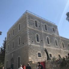 Benedizione della Maison d'Abraham dopo la sua completa ristrutturazione