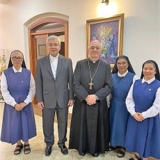 I Vescovi Cattolici si confrontano sul cammino sinodale, sul ministero del Catechista e sulle Linee-guida per una Pastorale Ecumenica