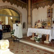 الأم أنطوانيت للروح القدس الكرملية تحتفل بعيد ميلادها الـ١٠١ في دير الكرمل في الناصرة