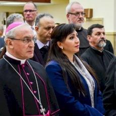 À Ramallah, le diocèse célèbre l'anniversaire du Pape François