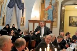 Jérusalem : La mission ecclésiastique russe célèbre l'anniversaire de l'archimandrite Alexandre Alisov