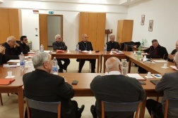 Conclusion of 70th meeting of Conference of Latin Bishops of Arab Regions
