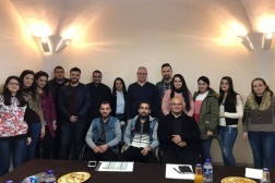 Sami El-Yousef, CEO of LPJ, reflects on successful youth employment program in Gaza