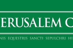 Jerusalem Cross: 2018 - 2019 annual magazine of the Grand Magisterium of the Equestrian Order of the Holy Sepulcher
