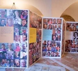 """""""Chiara Lubich Città Mondo"""": la mostra nel convento di San Salvatore"""