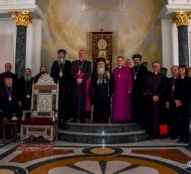 Les Patriarches et chefs d'Eglises exhortent les communautés à respecter les précautions contre le Coronavirus