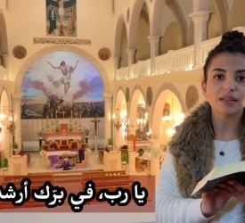 شبيبة موطن يسوع تلجأ للصلاة عن بعد في الزمن الأربعيني