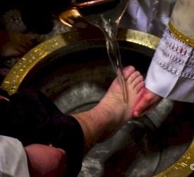 Omelia di Mons. Pierbattista Pizzaballa per Giovedì Santo 2020