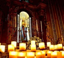 تأملات الشهر المريمي، ١٨ أيار: ساعديني يا مريم لأن تصبح عائلتي أبرشيتي وبيتي كنيستي