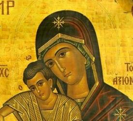 تأملات الشهر المريمي، ٢٢ أيار: إمرأة، أمّ الله، مُربّية، ملكة الملكات