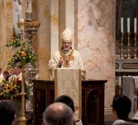 Omelia di Mons. Pizzaballa: Ordinazioni presbiterale nella Chiesa di San Salvatore 2021