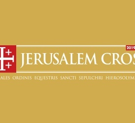 Jerusalem Cross magazine 2019 - 2020