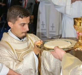 Priestly Ordination Of Mateo Alvarez Serna at Domus Galilee