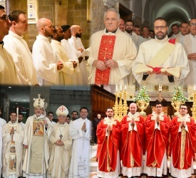 Le diocèse de Jérusalem a célébré 30 ordinations cette année