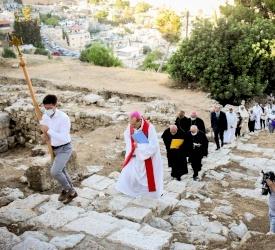 Fête des saint apôtres Pierre et Paul à Saint Pierre-en-Gallicante