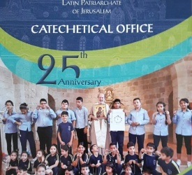25th Anniversary of the Catechetical Office in Jerusalem