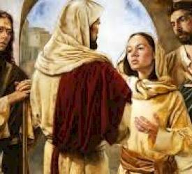 قديسة اليوم: القديسة مرثا - عذراء القرن الأول