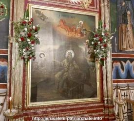 الإحتفال بعيد مار الياس في دير النبي ايليا في القدس