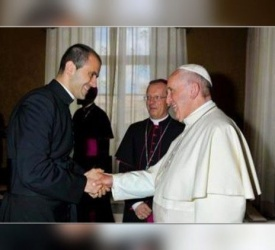 Pope Francis appoints new secretary as Msgr Gaid ends service