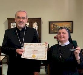 """Sœur Virginie Habib : « après 15 ans de service à la catéchèse, je pense avoir """"atteint la ligne d'arrivée"""", j'ai gardé la foi »"""