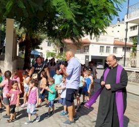 Gaza : des chrétiens davantage unis en ces temps de pandémie