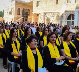 """Pope Francis: """"We must promote integration of women, especially where important decisions are made"""""""