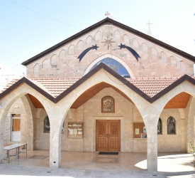 Parish sisterhood and how a Lieutenancy can support the Holy Land in its diocese