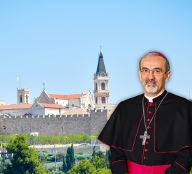 Archbishop Pierbattista Pizzaballa appointed Latin Patriarch of Jerusalem