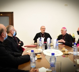 Patriarch Pizzaballa takes possession of See of Latin Patriarchate of Jerusalem