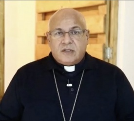 Apostolic Vicar of Beirut thanks Jerusalem Diocese for support of Lebanese people after Beirut blast