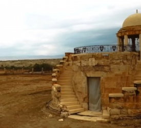St. John the Baptist Church on River Jordan returned to Custody of Holy Land
