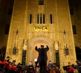The YMCA in Jerusalem to hold virtual Christmas Concert Dec. 21