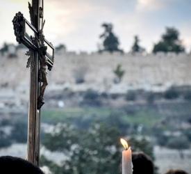 لا تخف من مشيئة الله… بقلم عيسى ابو جابر