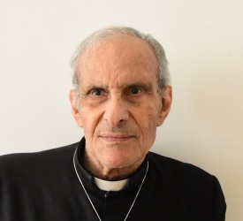 Fr. Anton Issa, Latin Patriarchate priest, passes on to Eternal life