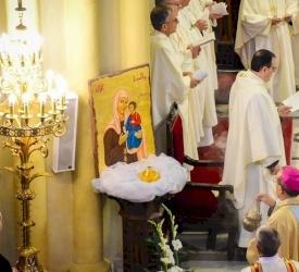 Omelia di S. B. Mons. Pierbattista Pizzaballa: Maternità di Dio