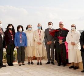 راهبات القديسة اليزابيث يغادرن الأراضي المقدسة بعد ٤٥ عاماً من الخدمة