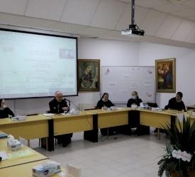 اتحاد الجمعيات الرهبانيّة في الأردن ينظم ورشة تدريبية حول مكافحة ظاهرة الاتجار بالبشر والعنف