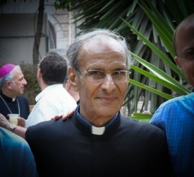 Bishop Boulos Marcuzzo reflects on life of Fr. Anton Odeh Issa