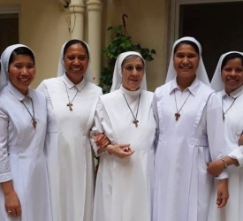 Prayer of Franciscan Daughters of St. Elisabeth for Holy Week 2021