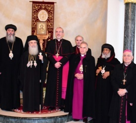 Messaggio di Pasqua dei Patriarchi e dei Capi delle Chiese di Gerusalemme 2021