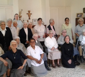 "Franciscan Missionaries of Mary: ""Lord, grant us a fervent and fruitful celebration of the Risen Christ"""