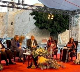Depuis la Place de la Mangeoire, lancement de « Bethléem Capitale arabe de la Culture 2021 »