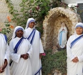 """Missionarie della Carità: """"Gesù, aiutaci a diffondere il Tuo profumo ovunque andiamo"""""""