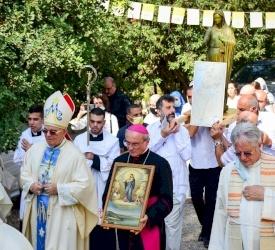 أبرشية القدس تحتفل بمئوية تكريسها للسيدة العذراء سيدة فلسطين