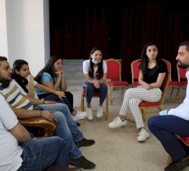 الأمانة العامة للشبيبة المسيحية في الأردن تنظم الاجتماع الثاني للجانها