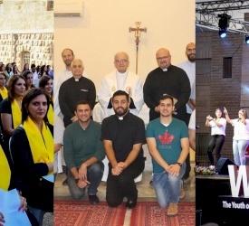 البطريركية اللاتينية تنفذ مشاريع رعوية بدعم من جمعية فرسان القبر المقدس في ألمانيا